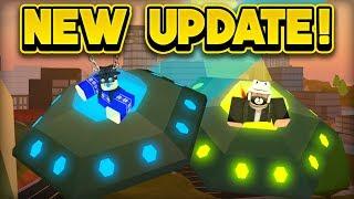 NEW FASTER UFO & MORE! (ROBLOX Jailbreak)