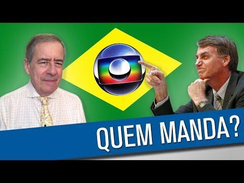 A Globo não vai para a oposição
