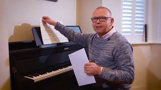 Learning the Piano using Record and Playback Feature Part 1