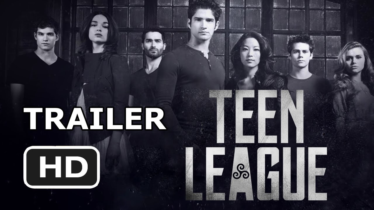 TEEN LEAGUE - Official Trailer HD (Justice League Style) Tyler Posey  Dylan O'Brien