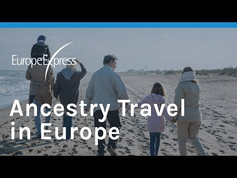 Heritage Travel in Europe