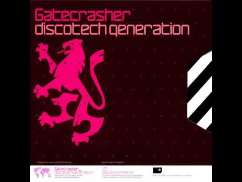 Gatecrasher: Discotech Generation CD1