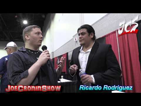 Ricardo Rodriguez INTERVIEW on Joe Cronin Show