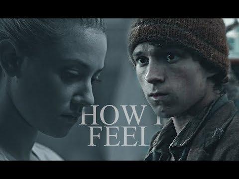 dark!peter + betty cooper [gwen stacy] | how I feel (AU)