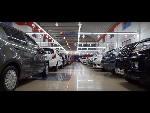 This Used Car Showroom is Massive|Huge Collection|Almost All Cars|Bangalore 4K 60FPS