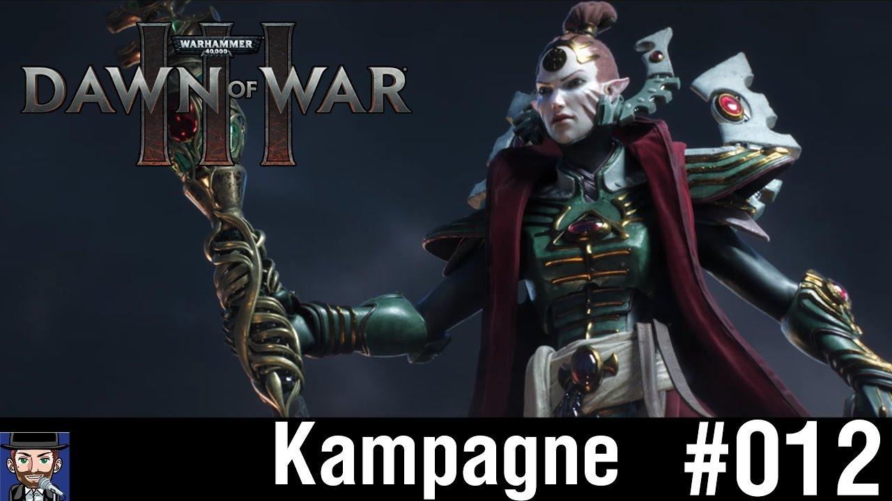 Dawn Of War 3 Kampagne Mission 6 Ein Gefährliches Angebot