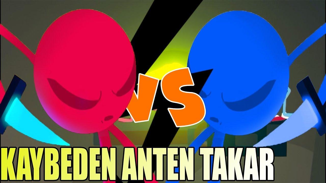 KAYBEDEN ANTEN TAKTIRSIN ???? |  Stick Fight /w EKİP
