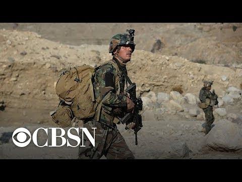 U.S.-Taliban peace talks could end 17-year Afghanistan war Mp3