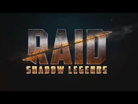 Raid: Shadow legends - Collect & Battle in a Dark RPG Fantasy World RU