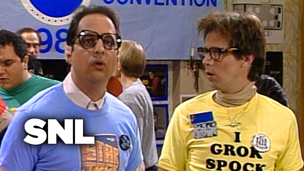 Download Star Trek Convention - Saturday Night Live