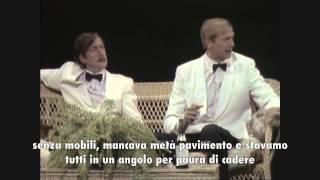 Monty Python - Four Yorkshiremen  (miliardari) sub ita