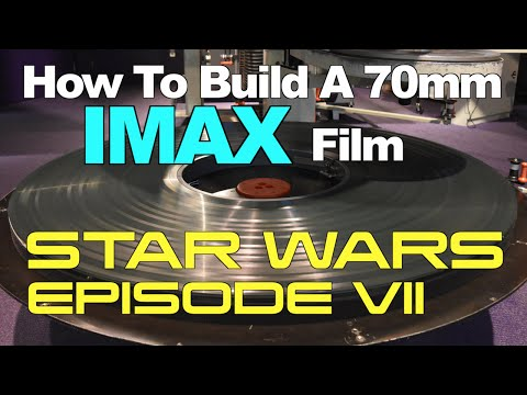 How To Build A 70mm IMAX Film