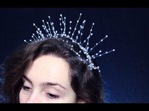 DIY: Snow Queen Crown