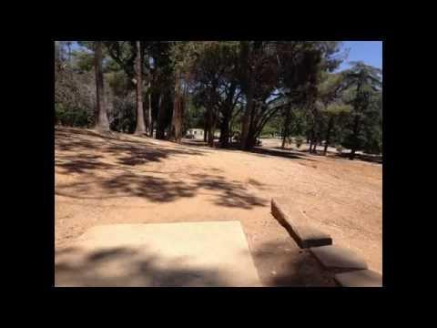 Discgolf USA Sylmar Veterans Park