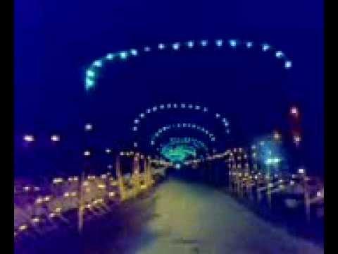 Malam Pasang Lampu Tumbilotohe di Gorontalo
