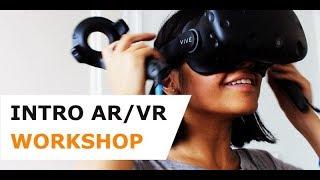 Introductory AR/VR Workshop