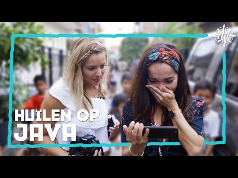 HUILEN BIJ OPA'S HUIS! | Bibi & Yvonne #2 - Java