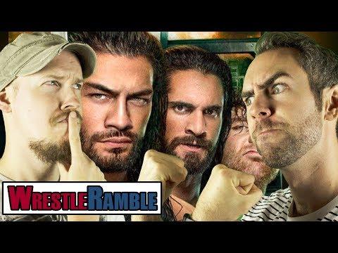 WWE TLC 2017 Predictions! The Shield Reunite! WrestleRamble