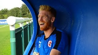 In the Dugout: Paul McShane