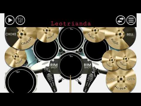 Simple Drums Deluxe_S.O.S Bondan Prakoso Fade2Black_ | Drum Holic |