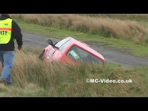 Clwydian Cars Stages at Trawsfynydd
