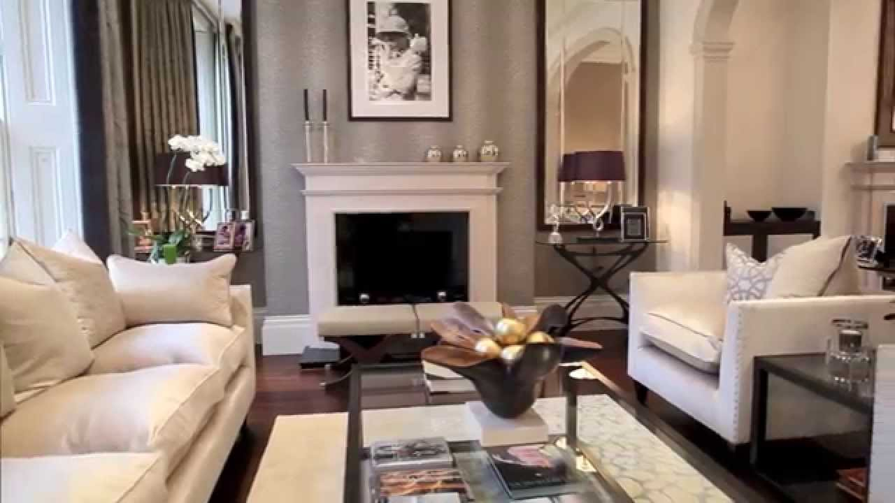 kathryn levitt design chelsea town house london - Chelsea Interior Designers