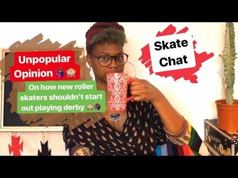 Roller Skating | New Skaters Should NOT Do Roller Derby |