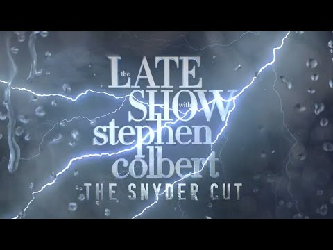 Zack Snyder Directs A Dark, Gritty Reboot Of The Late Show