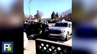En video: Los arrestos de inmigrantes que muestran el operativo de ICE en ciudades santuario
