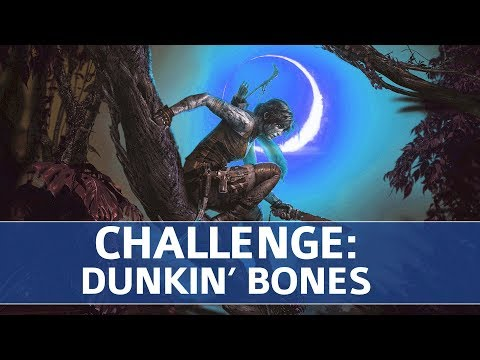 Shadow Of The Tomb Raider - The Hidden City Challenges: Dunkin' Bones (Skeletons Locations)
