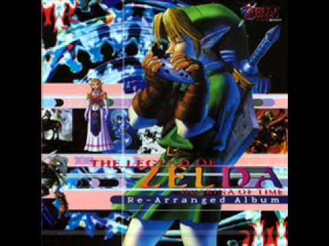 The Legend of Zelda Ocarina of Time Re-Arranged Album Track 1: Title Theme