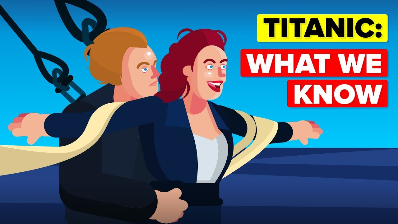 50 Insane Facts About Titanic You Didn't Know