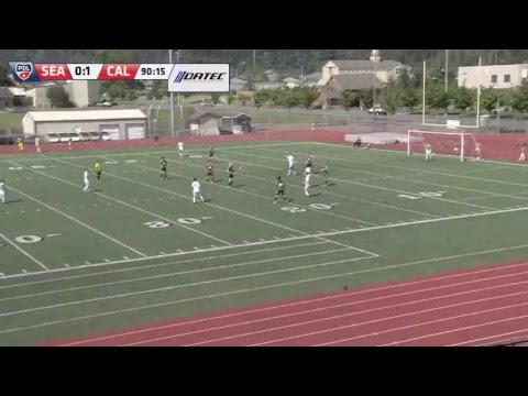 Seattle Sounders U23 vs Calgary Foothills at Sunset Stadium