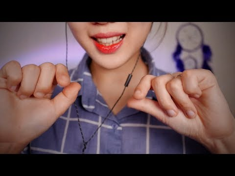 [ASMR] 10 hours no talking ASMR | Tapping, Crinkling, Ear cleaning, Slime, Sticky sounds