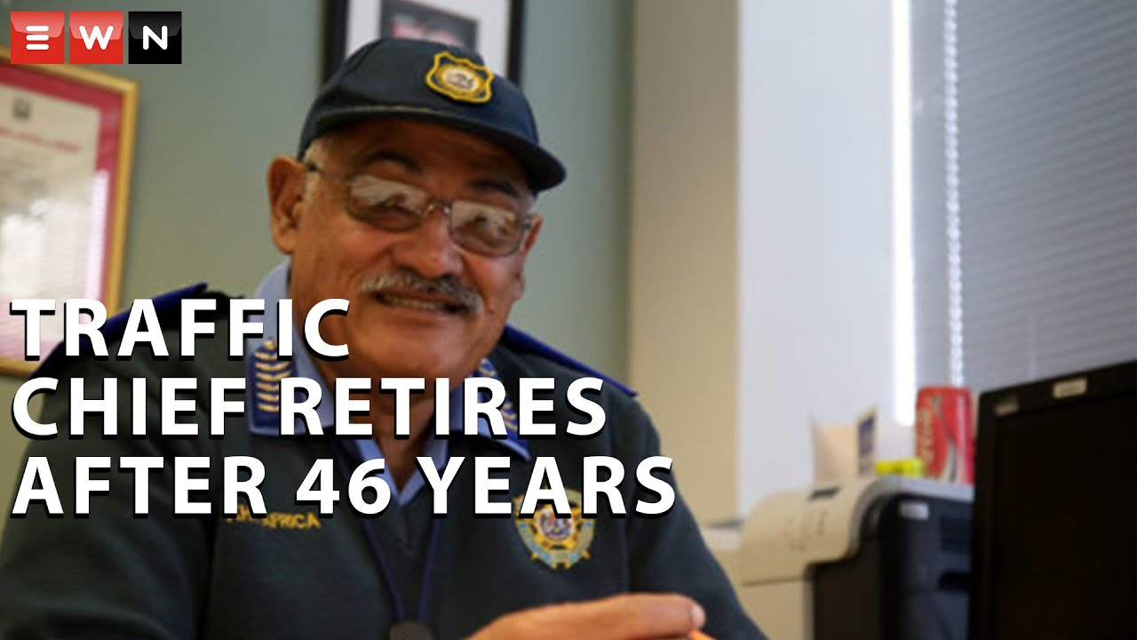 WC traffic chief retires after 46 years in service maxresdefault