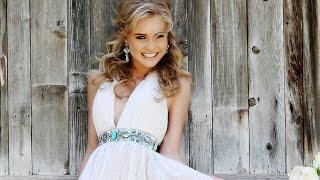 Sherri Hill 11268 Short Dress V-Neck Open Back Bejeweled Waist