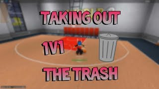 TAKING OUT THE TRASH IN A 1v1! [RB WORLD 2]