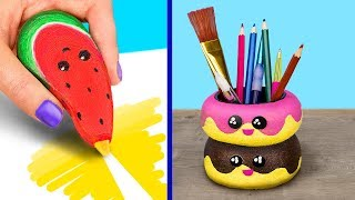 13 DIY Kawaii School Supplies!