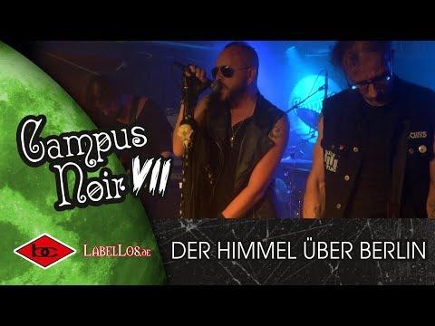 Campus Noir VII | Der Himmel über Berlin Live im bc-Club