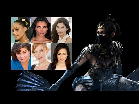 Comparing The Voices  Kitana