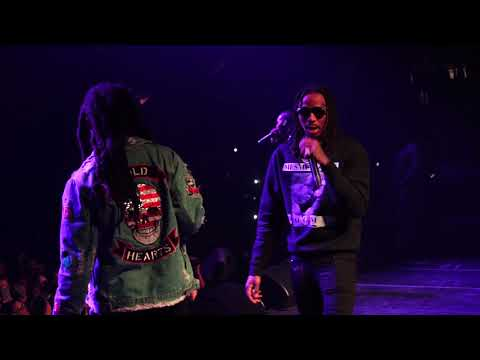 Migos Perform 'What the Price' and 'Deadz'