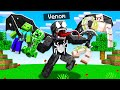 Gambar cover Playing as ULTIMATE VENOM in Minecraft! crazy