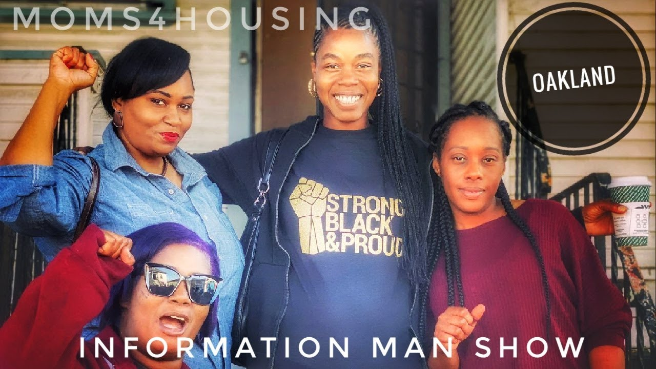 Homeless Moms 4 Housing Evicted From Vacant West Oakland Home