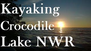 Kayaking Crocodile Lake National Wildlife Refuge - North Key Largo