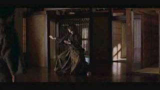 The Last Samurai music video