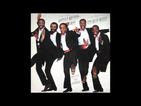 Harold Melvin & The Blue Notes - Don't Give Me Up (M & M 12