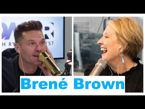 Brené Brown Breaks Down Why Being Vulnerable Is Crucial In Life | On Air with Ryan Seacrest