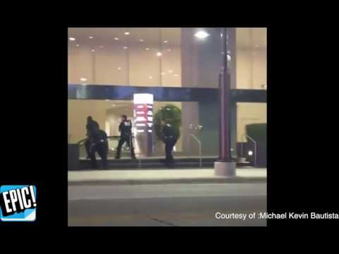 Breaking News: Sniper Shooting At Dallas Black Lives Matter Protest (Multiple Police Shot)