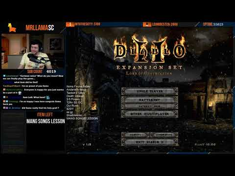 Diablo 2- Holy Grail Sorc - GG FIND #71 - THIS IS THE VIDEO TO WATCH