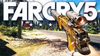 Far Cry 5 PIMPED OUT SKORPION (Far Cry 5 Free Roam)